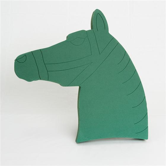 Oasis Foam Frames Horses Head