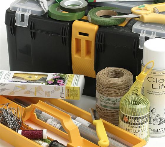 Floristry Tool Box Flower Arranging Kit Rays Floristry Supplies